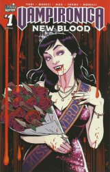 Archie Comics Group's Vampironica: New Blood Issue # 1c