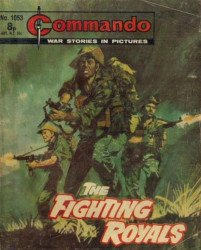 D.C. Thomson & Co.'s Commando: War Stories in Pictures Issue # 1053