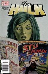 Marvel Comics's She-Hulk Issue # 20b