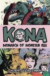 Its Alive's Kona: Monarch Of Monster Isle Issue # 1
