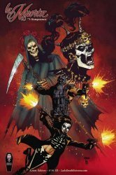 Coffin Comics's La Muerta Vengeance Issue # 1b
