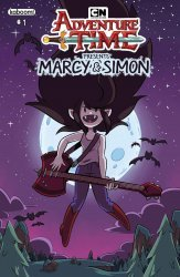 KaBOOM!'s Adventure Time: Marcy & Simon Issue # 1b