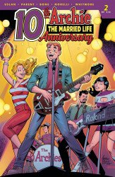 Archie Comics Group's Archie the Married Life: 10th Anniversary Issue # 2c