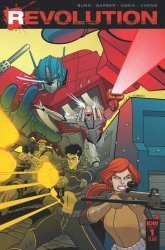 IDW Publishing's Revolution Issue # 1