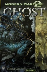 WildStorm's Modern Warfare 2: Ghost TPB # 1