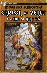 American Mythology's Carson of Venus: The Eye of Amtor Issue # 2b