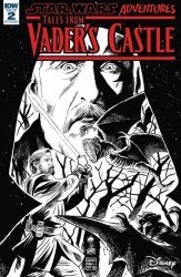 IDW Publishing's Star Wars Adventures: Tales From Vader's Castle Issue # 2ri