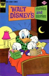 Gold Key's Walt Disney's Comics and Stories Issue # 424whitman
