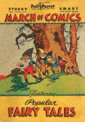 Western Printing Co.'s March of Comics Issue # 18c