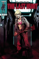 Amigo Comics's The Last Hunt Issue # 4
