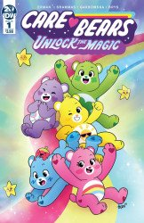 IDW Publishing's Care Bears: Unlock The Magic Issue # 1