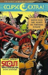 Eclipse Comics's Eclipse Extra Issue # 50