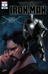 Marvel Comics's Tony Stark: Iron Man Issue # 1bb