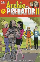 Archie Comics Group's Archie vs Predator 2 Issue # 2e
