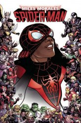 Marvel Comics's Miles Morales: Spider-Man Issue # 9b