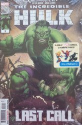 Marvel Comics's Marvel Comics: Walmart Comic Pack Issue L