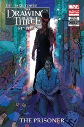 Marvel's The Dark Tower: The Drawing of The Three - The Prisoner Issue # 1c