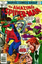 Marvel Comics's The Amazing Spider-Man Issue # 170