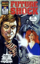 Sci-Fi Comix's Future Shock Issue # 1