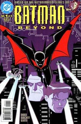 BATMAN BEYOND #3 NEAR MINT 1999
