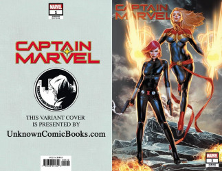 Marvel Comics's Captain Marvel Issue # 1unknown-b