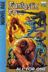 Marvel Comics's Marvel Age: Fantastic Four Soft Cover # 1