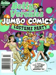 Archie Comics Group's Betty and Veronica: Double Digest Magazine Issue # 277