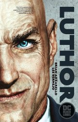 DC Black Label's Luthor TPB # 1