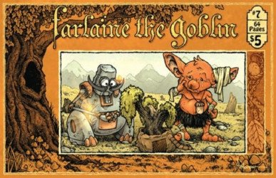 Studio Farlaine's Farlaine The Goblin Issue # 7b