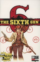 Oni Press's The Sixth Gun Issue # 50