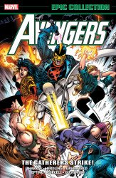 Marvel Comics's Avengers: Epic Collection TPB # 24