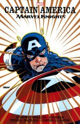 Marvel Knights's Captain America TPB # 2b