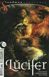 Vertigo's Lucifer Issue # 13