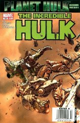 Marvel Comics's The Incredible Hulk Issue # 102b