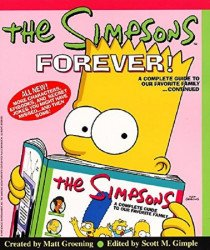 HarperPerennial's Simpsons: Forever! A Complete Guide To Our Favorite Family ... Continued Soft Cover # 1