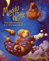 Top Shelf Productions's Maddy Kettle Soft Cover # 1