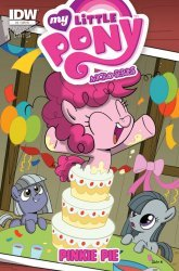 IDW Publishing's My Little Pony Micro-Series Issue # 5ri