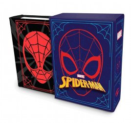 Insight Editions 's Marvel Comics: Mini Hard Cover spider-man