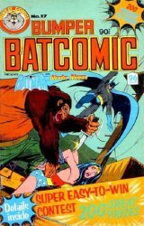 Planet Comics's Bumper Batcomic Issue # 17