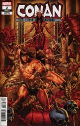 Marvel Comics's Conan the Barbarian Issue # 2c