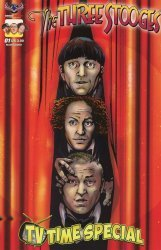 American Mythology's The Three Stooges: TV Time Special Issue # 1