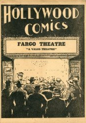 Dell Publishing Co.'s Hollywood Comics Issue # 1fargo