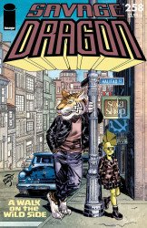 Image Comics's Savage Dragon Issue # 258