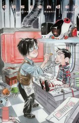 Image Comics's Descender Issue # 27b