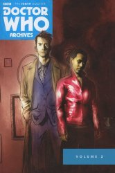 Titan Comics's Doctor Who: The Tenth Doctor Archives TPB # 2