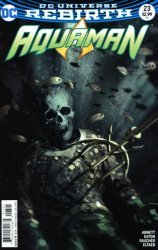 DC Comics's Aquaman Issue # 23b