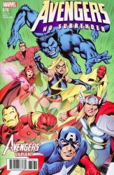 Marvel Comics's The Avengers Issue # 676c