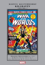 Marvel Comics's Marvel Masterworks: Killraven Hard Cover # 1