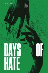 Image Comics's Days of Hate TPB # 2