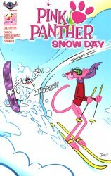 American Mythology's Pink Panther: Snow Day Issue # 1b